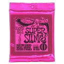 【お得な6セット!】ERNIE BALL 2223 Super Slinky エレキギター弦×6セット