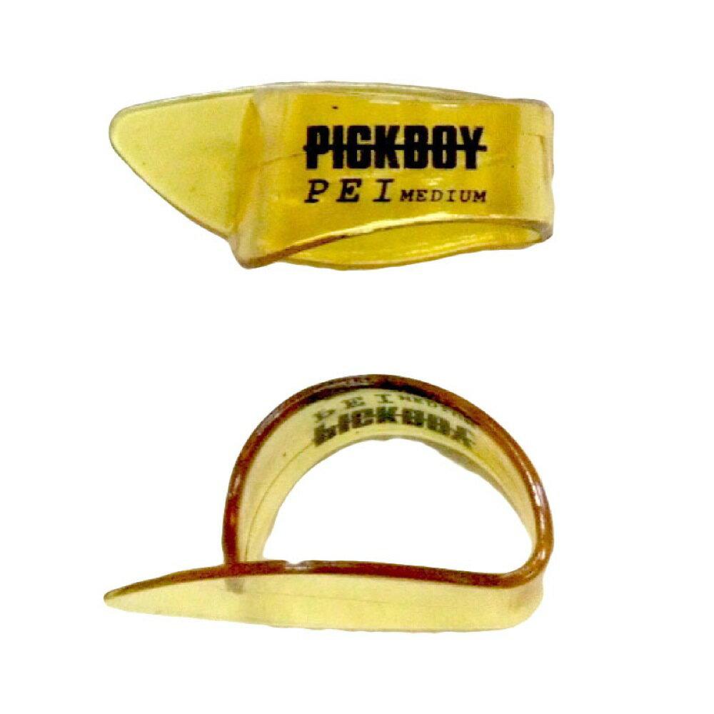 PICK BOY TP-PEI/M THUMB PICK P.E.I MEDIUM サムピック×10枚