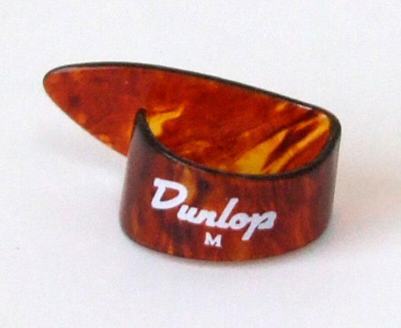 JIM DUNLOP 9022R Thumbpicks Medium サムピック×12枚