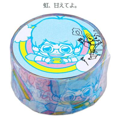 青木琴美20th原画展マスキングテープ/全2種