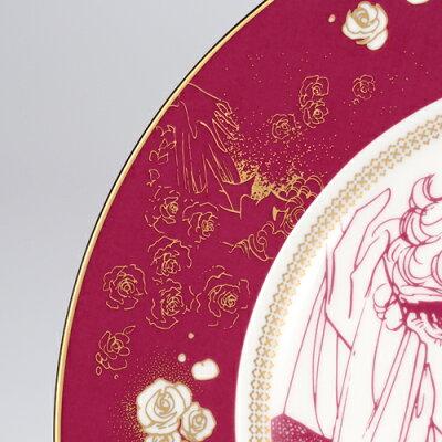 萩尾望都先生デビュー50周年記念『ポーの一族』×Noritakeコラボ特製プレートA<薔薇>
