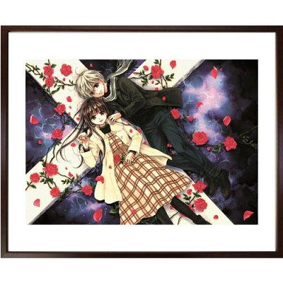 くまがい杏子先生直筆サイン入り超高画質複製原画プリマグラフィ!「チョコレート・ヴァンパイアC」(サイズ小)