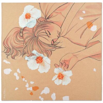 美麗ふろしき「風光る」渡辺多恵子先生