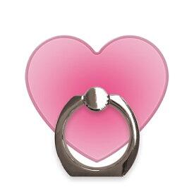 CHEEK PINK 〈 ハートリング 〉 スマホ リング Ciara シアラ かわいい おしゃれ 人気 女子 ブランド スマートフォン タブレット シンプル ハート ハート型 リングホルダー ホルダー バンカー Finger Ring Holder iPhone android Xperia Galaxy