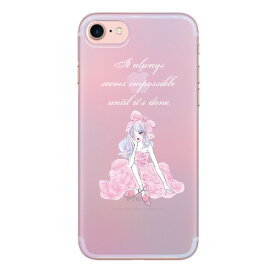 ENNUI GIRL 〈 クリアケース 〉 Ciara シアラ かわいい スマホ スマートフォン ケース スリム iPhoneXS iPhoneXSMAX iPhoneX iphone8 iphone8plus iphone7 iphone7plus iphone6 iphone6s 可愛い