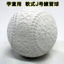 学童用軟式球J号練習球FNB-6812J軟式練習球J号フィールドフォースJ号J号球