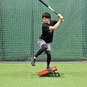スイングスタンド 人工芝付き FSWS-3050+FSWS-3050MT バッティング 上達用品 フィールドフォース 野球練習器具 打撃…