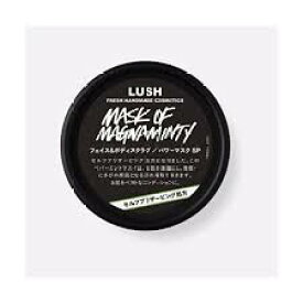 【LUSH】【ラッシュ】パワーマスク SP Mask Of Magnaminty Self-Preserving 125g