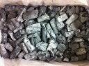 ラオス備長炭 15kg 丸割S (長さ約3〜10cm、太さ約2〜5cm)丸・割混合