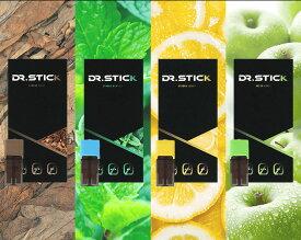 ドクタースティック 専用リキッド入りポッド(5個入り) Dr.stick 電子タバコ VAPE ベイプ 純正品・正規品・新品・未開封