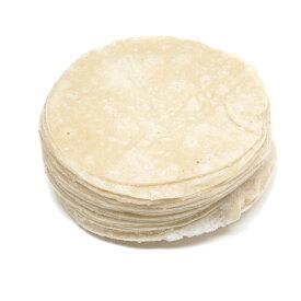 冷凍5インチホワイトコーントルティーヤ ケース販売 24枚入×12