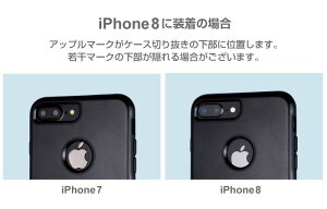 メタルプレート内蔵落下防止リング付きiPhoneケース