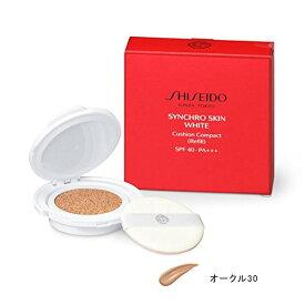 SHISEIDO Makeup(資生堂 メーキャップ) SHISEIDO(資生堂) シンクロスキン ホワイト クッションコンパクト WT レフィル(医薬部外品) (オークル30)