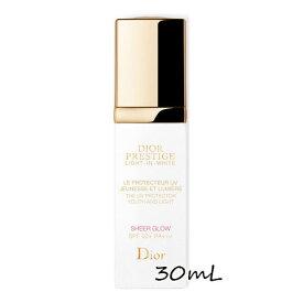 Dior(ディオール)プレステージ ホワイト ル プロテクター UV シアーグロー 30mL