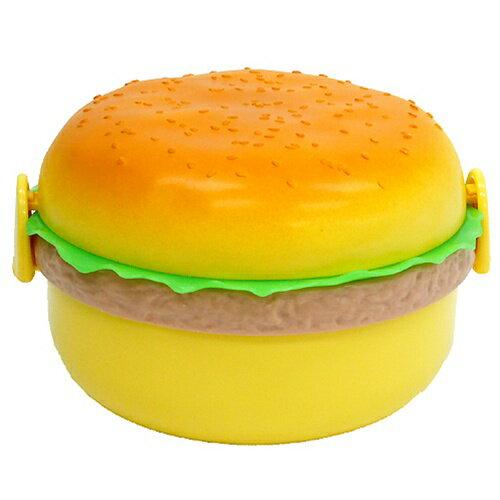 ハンバーガー M ランチボックス 面白弁当箱通販 【あす楽】 シネコレの日【全品ポイント10倍】9/21朝10時まで【ママ割】エントリーで全品ポイント5倍
