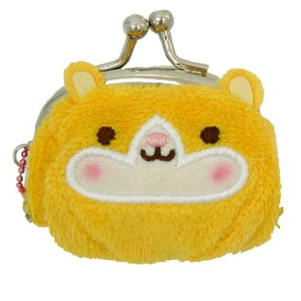 Zoo Hamster ptigamaguchi coin case anime animal park coin purse coin put store