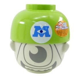 モンスターズユニバーシティ マイク ミニお茶碗&汁椀セット キャラクター食器ギフト通販
