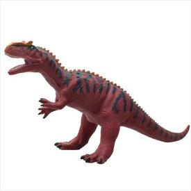 アロサウルス フィギュア ビッグサイズフィギュア ソフトビニールモデル 恐竜 フェバリット 遊べる 古生物 玩具 グッズ 通販 夏休み 自由研究 理科