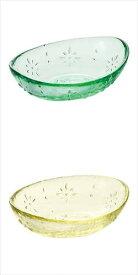 【取寄品】フェリーラ ボウル オーバルボール 3個セット アデリア 12.5×9.7×4.2cm ギフト雑貨 日本製石塚硝子通販 シネマコレクション