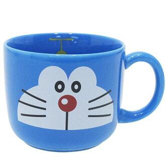 도라에몽 머그 컵 도자기제 마그페이스김 타다시 도기 기프트 잡화 일본제 식기 애니메이션 캐릭터 상품 통판 시네마 컬렉션
