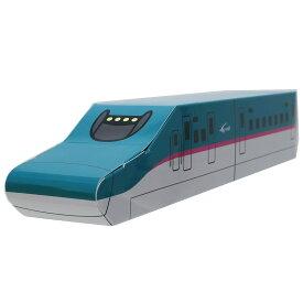 新幹線 E5系 はやぶさ ジップ バッグ フリーザー バッグ JR 電車シリーズ ハートアートコレクション ジッパー付き保存袋 鉄道グッズシネマコレクション