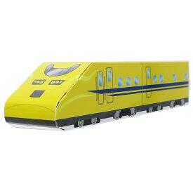 新幹線 923形 ドクターイエロー ジップ バッグ フリーザー バッグ JR 電車シリーズ ハートアートコレクション ジッパー付き保存袋 鉄道グッズシネマコレクション