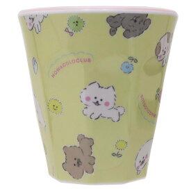 ほわころくらぶ メラミンカップ ちらし ティーズファクトリー 270ml 割れにくいコップ キャラクターグッズ 通販 シネマコレクション