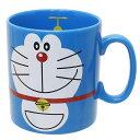 ドラえもん マグカップ 陶磁器製BIGマグ ブルー 金正陶器 500ml 日本製 アニメキャラクター グッズ 通販 シネマコレク…