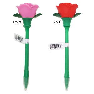 薔薇 ローズ ボールペン フローラルペン ライトアップ ユーカンパニー お花 ステーショナリー おもしろ 雑貨 グッズ シネマコレクション
