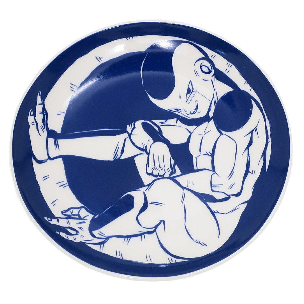 ドラゴンボールZ ラウンドプレート 陶磁器製絵皿 フリーザ エンスカイ 15cm 食器ギフト アニメキャラクターグッズ通販 【あす楽】シネマコレクション【ママ割】Wエントリーで全品ポイント7倍 7/31朝10時まで