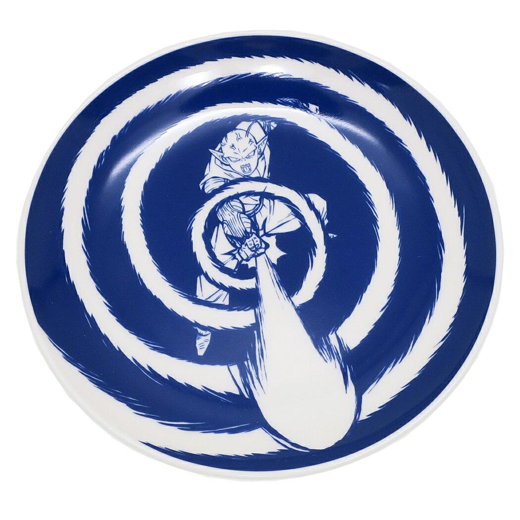 ドラゴンボールZ ラウンドプレート 陶磁器製絵皿 ピッコロ エンスカイ 15cm 食器ギフト アニメキャラクターグッズ通販 【あす楽】シネマコレクション【ママ割】Wエントリーで全品ポイント7倍 7/31朝10時まで