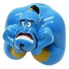アラジン 貯金箱 陶磁器製バンク ジーニー ディズニー サンアート かわいい ギフト プレゼン…