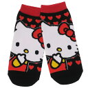 e3879399670 The fancy goods mail order cinema collection that socks Lady s socks heart  BK Sanrio Small planet 23-25cm Carax for the Hello Kitty woman shows cute