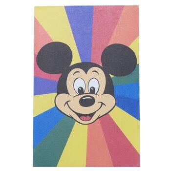 ミッキーマウスお年玉袋ポチ袋レインボーディズニースモールプラネットミニ封筒ノスタルジカシリーズキャラクターグッズ通販【メール便可】【あす楽】シネマコレクション