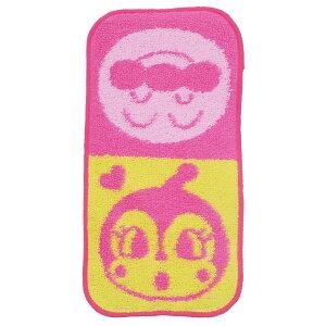 アンパンマン ポケットタオル プチタオル &ドキンちゃん ナストーコーポレーション 入園入学準備 雑貨 アニメキャラクター グッズ 通販 メール便可 シネマコレクション