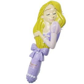塔の上のラプンツェル ヘアブラシ ダイカット ヘアーブラシ ディズニープリンセス SHO-BI くし ギフト 雑貨 キャラクターグッズ シネマコレクション