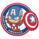 キャプテンアメリカ コースター ラバー コースター グリヒル マーベル インロック コレクション インテリア雑貨 キャ…