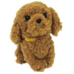 ぬいぐるみ 動物 トイプードル BR プラッシュ ドール S PUPS パプス 犬 サンレモン かわいい ギフト 雑貨 アニマルグッズ シネマコレクション