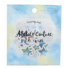 フレーク シール Atelier Couture トレーシング ミニ シール セット スター カミオジャパン …