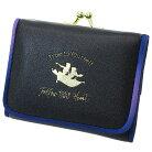 アラジン 三つ折り財布 ミニウォレット 夜空 アラジン ディズニー マリモクラフト かわいい …