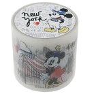 ミッキー & ミニー 45mm デザイン 養生テープ YOJO TAPE ニューヨーク ディズニー デルフィ…