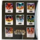 スターウォーズ ピンバッジ ピンズ 8個セット Bタイプ STAR WARS SAGA インロック コレクシ…