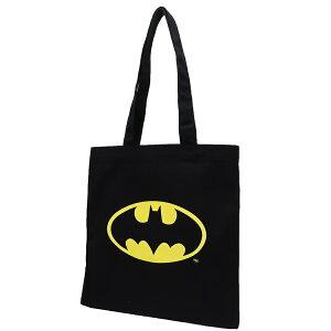 バットマン トートバッグ カラー トート ロゴ DCコミック スモールプラネット 手提げかばん キャラクターグッズ シネマコレクション