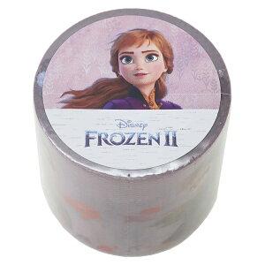 アナと雪の女王 2 45mm デザイン 養生テープ YOJOテープ アナ ディズニー デルフィーノ ビッグマステ 幅広梱包テープ キャラクターグッズ シネマコレクション