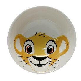 ライオンキング お茶碗 磁器製 ライスボウル シンバ ディズニー サンアート かわいい ギフト食器 キャラクターグッズ シネマコレクション