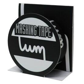 UUUM ウーム マスキングテープ 15mm マステ ロゴ YouTuber サンスター文具 新学期 雑貨 文具 キャラクターグッズ メール便可 シネマコレクション