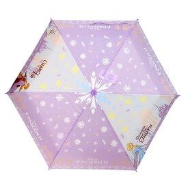 アナと雪の女王2 折りたたみかさ 折畳 耐風 傘 ディズニー ジェイズプランニング 雨具 プレゼント キャラクターグッズ シネマコレクション