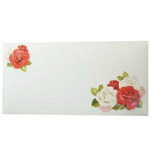 熨斗袋 FLOWER ギフト 金封 KP-14465 クローズピン 大人可愛い メッセージカード付き ご祝儀袋グッズ メール便可 シネマコレクション