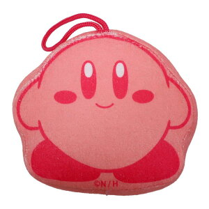 星のカービィ バススポンジ お風呂 雑貨 スマイル ハセプロ かわいい プレゼント キャラクターグッズ シネマコレクション