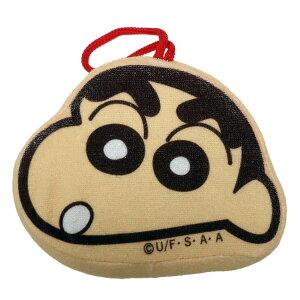 クレヨンしんちゃん バススポンジ お風呂 雑貨 しんのすけ ハセプロ かわいい プレゼント アニメキャラクターグッズ シネマコレクション